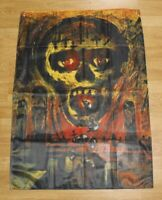 Slayer - Seasons In The Abyss FLAG Kreator Exodus Anthrax Sepultura Sodom