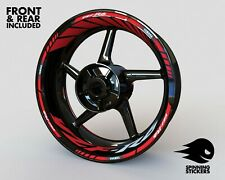 """Wheel Stickers for Yamaha YZF-R6 R6 Rim Tape Motorcycle Decals Graphics 17"""""""