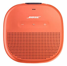 Bose SoundLink Micro Bright Orange Portable Speaker System