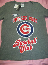 5th & Ocean Women's Relaxed Fit Chicago Cubs Shirt NWT Large