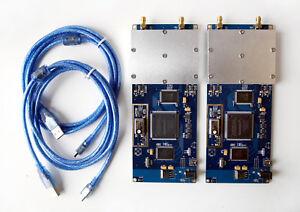 Lot of 2 URAN-1 Kits - 52Mhz USRP based OpenBTS SDR GSM Base Station