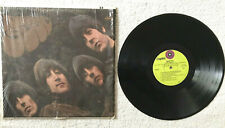 BEATLES RUBBER SOUL Capitol Green label #ST 2442 Open Sealed Excellent Record