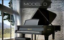 UVI Model D - German Concert Grand Piano GENUINE ILOK LICENCE PC & MAC