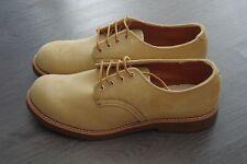 RED WING 8057 Heritage Work Oxford  shoes BNIB 10.5D USA 9.5 UK 44 EU 28.5 cm