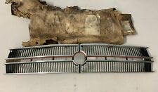 1969 Chrysler 300 NOS Grill Center 2898468 Convertible Hardtop 440 Hide Aways 69