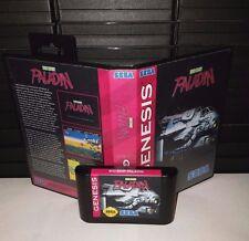 Bio Ship Paladin - Shoot em up Video Game for Sega Genesis! Cart & Box!