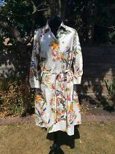 zara summer dress size L