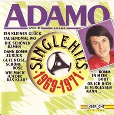 (Salvatore) Adamo Singlehits 1969-1971  [CD]