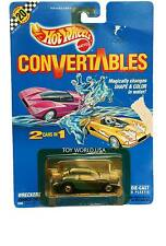 1990 Hot Wheels Convertables Wreckers Crunch Chief Buick Stocker
