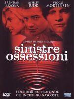 DVD410 - Bas de Caisse à gauche Obsessions (1995) DVD