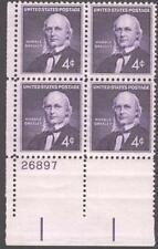 Scott # 1177 - Us Plate Block Of 4 - Horace Greeley - Mnh - 1961