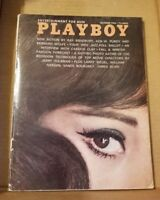Playboy - October, 1964 * Free Shipping USA * Very Good Condition