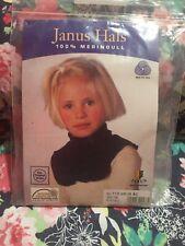 Janus 100% Merino Wool,child  Full Coverage Neck Scarf Size 110cm,from Norway
