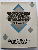 BOOK ENCYCLOPEDIA OF ARTIFICIAL INTELLIGENCE VOLUME 1 STUART SHAPIRO 047162974X
