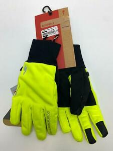 new Specialized ELEMENT 1.0 Winter men's GLOVES Long Finger Neon YELLOW