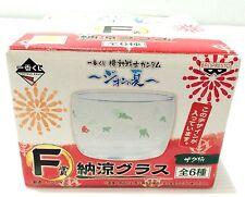 Japan Import - NEW IN BOX!! GUNDAM 2015 BANPRESTO ICHIBAN KUJI GLASS