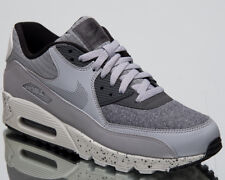 hot sale online 2af2f 57144 Nike Air Max 90 Premium Men s New Neutral Wolf Grey Casual Sneakers  700155-016