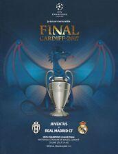 Juventus v Real Madrid - UEFA Champion's League Final - 03 June 2017 + BONUS