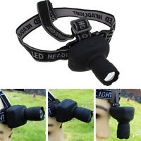 3-Mode CREE LED Q5 1000Lumens LED Zoomable Headlamp AAA Head Torch Light Lampen