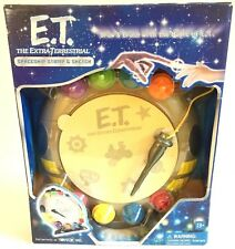 E.T. Extraterrestrial Spaceship Stamp & Sketch - 20th Anniversary - Toys R Us