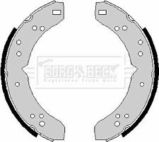 BORG BBS6150 BRAKE SHOE SET Rear
