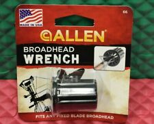 Allen Universal Broadhead Wrench #66