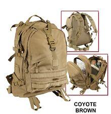 Large Transport Backpack Hiking Camping Army USAF USN USMC Marines Bag Back Pack