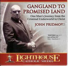 Gangland to Promised Land - John Pridmore - CD