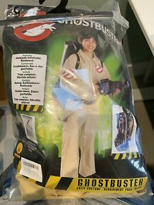 Rubies Kids Ghostbusters Classic Costume Inflatable Backpack Large Age 8 10