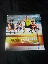 Insanity Live Round 18