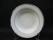 """Lenox Dimension SOLITAIRE WHITE ~(1)~9"""" Pasta Soup Salad Bowl~New Condition~1Q"""
