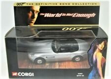 """James Bond 007  """"The World Is Not Enough"""" BMW Z8"""