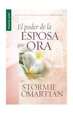 Poder de La Esposa Que Ora El: Power of a Praying Wife the (Spa... Free Shipping