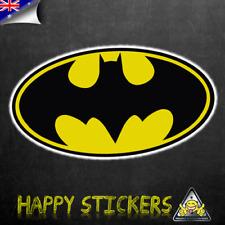 Batman Batwing Symbol Luggage Car Skateboard Laptop Scooter Vinyl Decal Sticker