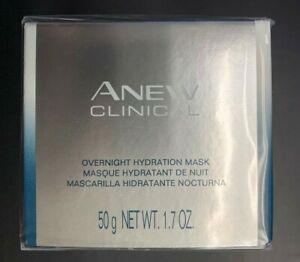 Avon Anew Clinical Overnight Hydration M@sk 1.7 fl. oz.