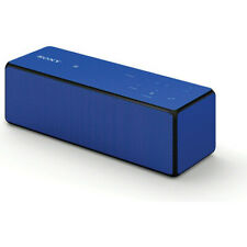 Sony SRS-X33 Portable Bluetooth Speaker (Blue)