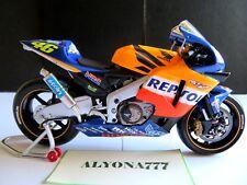 MINICHAMPS 1/12 Valentino Rossi 2002 Honda RC211V MotoGP Bike 1:12 Motorcycle
