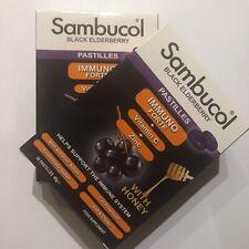 Sambucol Immuno Forte - Black Elderberry-2 x 20 Pastilles.
