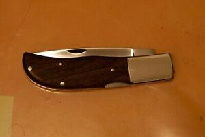 Front-Lock folder by W.T. FULLER, custom-made pocket knife, original