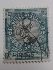 SOUTH AFRICA STAMP - 0.5d