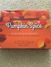 Voesh Pedi in a Box- Complete 4 Step Pedicure Kit - Pumpkin Spice Nib