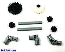 Lego ® Eisenbahn / Technic (8293) Power Functions / Zahnräder,Verbinder/Stangen