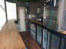 Trailer / Van / Campervan conversion | Catering trailer, Horsebox, Street food