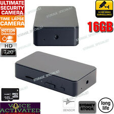 Wireless Home Security Video Camera Voice Motion Activated Recorder N Spy Hidden