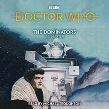 Ian Marter-Doctor Who: The Dominators BOOKH NEW