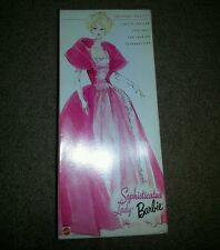 Mint in box Sophisticated Lady Barbie