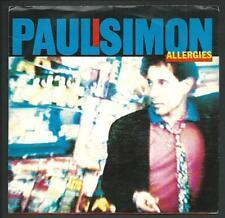 "Paul Simon : Allergies / Think Too Much - vinile 45 giri / 7"" - 1983"