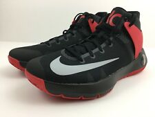 Nike KD Trey 5 IV Men's Basketball Shoes University Red Black Sz 10 (844571-600)