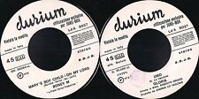 DISCO 45 GIRI   BONEY M / GLORIA - MARY'S BOY CHILD / OH MY LORD / UNO   JB