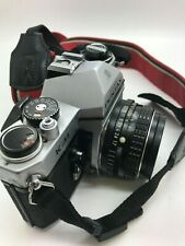 Pentax KM Vintage Asahi Camera 50 mm lens